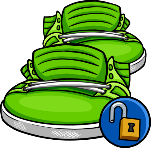File:Green High Tops clothing icon ID 16109.PNG