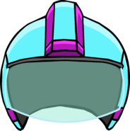 Puffle Care icons Head Quasarhelmet