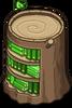 Stump Bookcase sprite 018