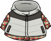 Evergreen Snow Vest clothing icon ID 4393