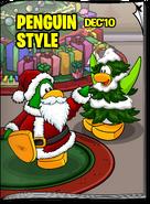 Penguin Style December 2010