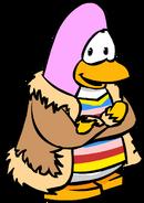 Pastel Suede Jacket June 2006 Penguin Style