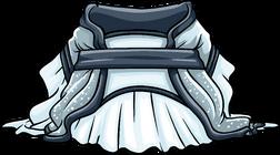 Snow Kimono clothing icon ID 4849