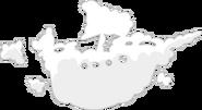 Super Hero Bounce Cloud Ship