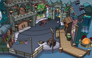 Descendants Party Iceberg
