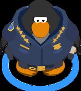Chief Bogo Costume in-game