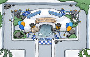 Great Snow Maze end