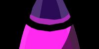 Rocketship Lava Lamp