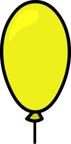 File:Yellow Balloon.PNG