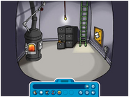 Penguin 3 boiler room