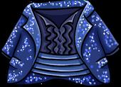 Dazzling Blue Tuxedo