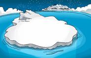Fourth of July 2007 Iceberg