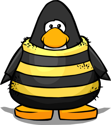 File:Bee Costume on a Player Card.png