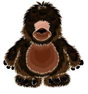 File:Brown Yeti Costume.jpg