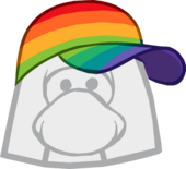 Rainbow Cap icon