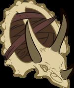Some Prehistoric Shield