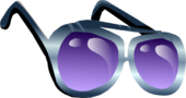 Indigo Sunglasses icon