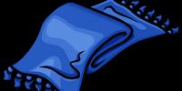 Blue Designer Scarf