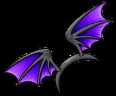 PurpleBatWings