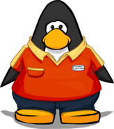 Clerk Outfit PC