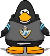 EPF Workout Hoodie PC