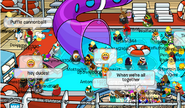 Penguin Band and Cadence Music Jam 2014