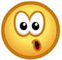 CPNext Emoticon - Surprised Face