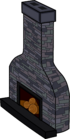 Cozy Fireplace sprite 009