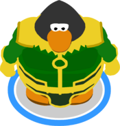 Lokiarmorpenguin