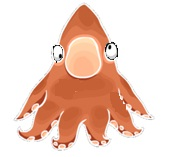 File:Orange Squid costume..jpg