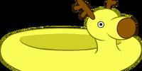 Reindeer Floaty