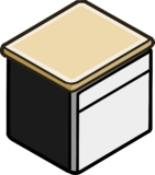 Granite Top Dishwasher icon