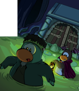 Halloween Swamp card image