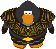 Regal Armor in-game
