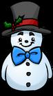 Top Hat Snowman sprite 001