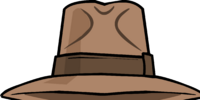 Adventurer's Fedora