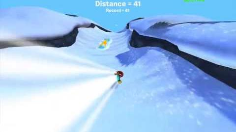 Club Penguin Sled Racer - Behind-the-Scenes Development Timelapse Video