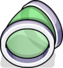 Puffle Tube Bend sprite 011