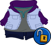Around Town Outfit icon