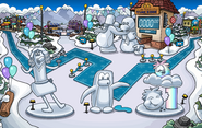 Festival of Snow 2015 Snow Forts