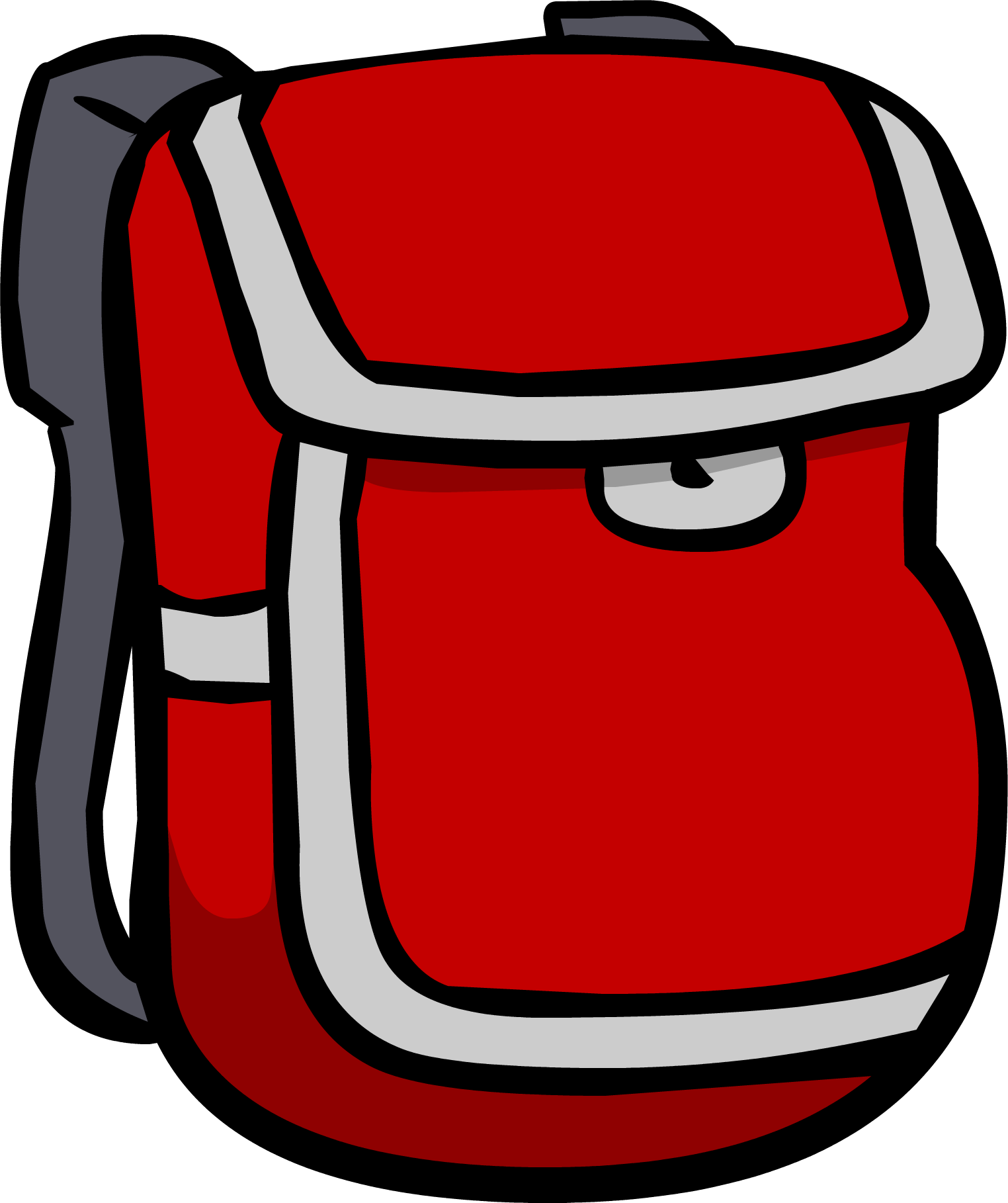 Image result for club penguin red backpack