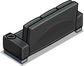 Black Designer Couch sprite 013