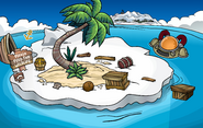 Island Adventure Party 2011 Iceberg