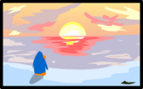 Sunset Painting sprite 003