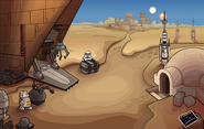 Star Wars Takeover Tatooine