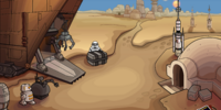 Tatooine (room)