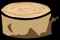 Log Stump