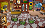 Music Jam 2008 Pizza Parlor