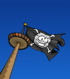 JOLLY ROGER FLAG card image