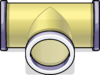 T-joint Puffle Tube sprite 020